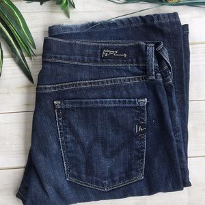 CITIZENS of HUMANITY high write stretch boot cut